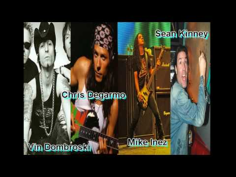Spys4Darwin- Dashboard Jesus (Alice in Chains/Queensryche/Sponge)