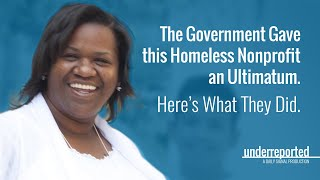 Charity for the Homeless Refuses Federal Aid, Gets Hundreds Back on Their Feet