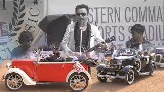 Statesman Vintage and Classic Car Rally 2019 at Eastern Command Stadium Kolkata