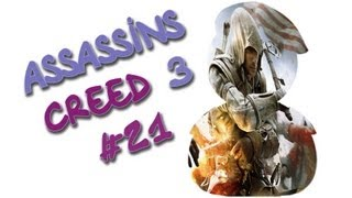 Let's Play Assassin's Creed 3 #21 Desmond am klettern