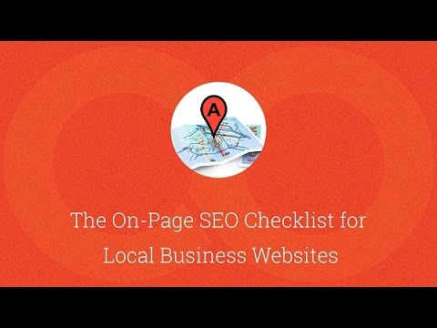 On Page SEO Optimization Checklist Tips Tricks And Tecnniques 2015