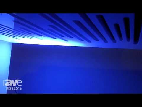 ISE 2016: Vicoustic Details Absorption and Reflection Control System
