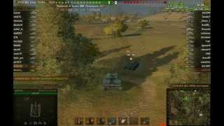 World of Tanks lorr.155 50 снайпер