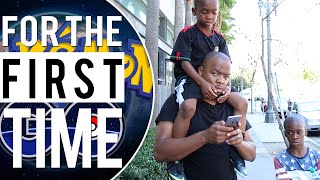 Parents Play Pokémon Go 'For the First Time'