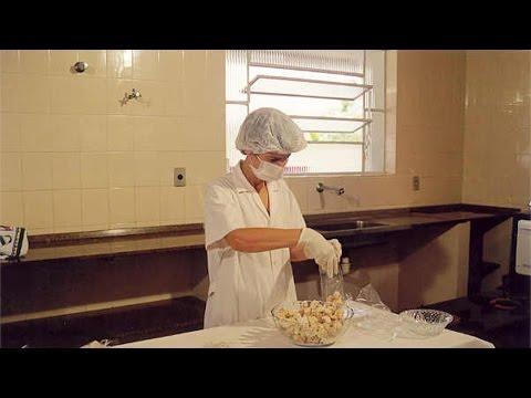 Como Produzir Pães Caseiros - Higiene