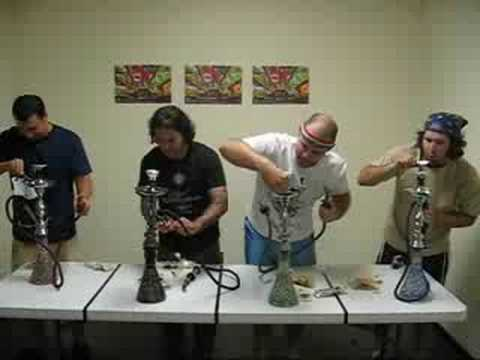 Hookah Olympics - Hookah All Around Video