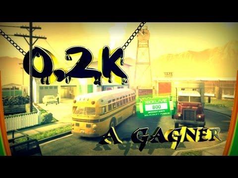 Vidéo spécial 200 abonnés !!! Concour 800 points microsft à gagner ;)