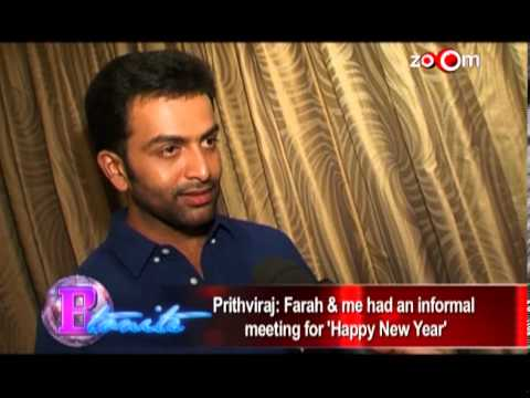 Prithviraj: Salman is the Rajnikanth of Bollywood