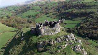7 Great Welsh Castles in HD