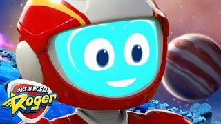 Space Ranger Roger | Rogers Full Episodes MEGA MIX |  | Funny Cartoon for Kids