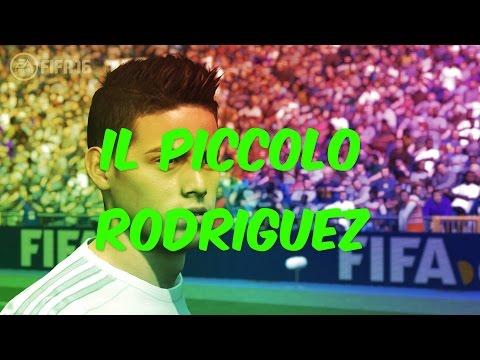 FIFA 16 - PS4 GAMEPLAY ITA - IL PICCOLO RODRIGUEZ !!!