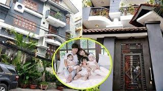 Khối tài sản khủng khiến bao người ganh tị của vợ chồng Lý Hải - Minh Hà