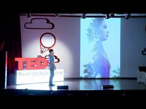Авьяас гэж юу вэ? | Нямдаваа  Нэргүй | TEDxYouth@Ulaanbaatar