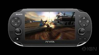 ModNation Racers - E3 2011_ Vita Gameplay