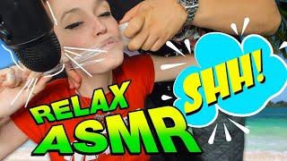 Parodia ASMR. un video che ti farà RILASSARE.