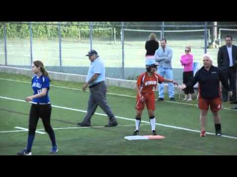 The Winsor School Varsity Softball Team 2012