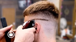 Dope French Crop Skin Fade by British Barber