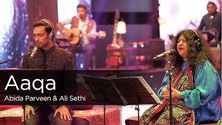 Aaqa, Abida Parveen & Ali Sethi, Episode 1, Coke Studio Season  9