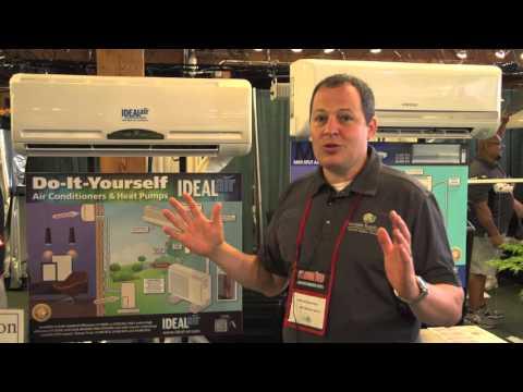 Ideal Air Minisplit Air Conditioners