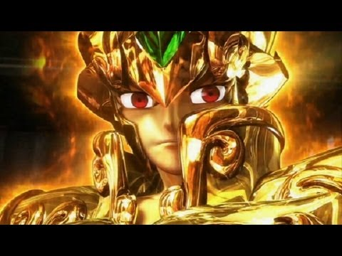 PS3 - 720P - Saint Seiya : Sanctuary Battles - Walkthrough ch.11 - Seiya vs. Aiolia