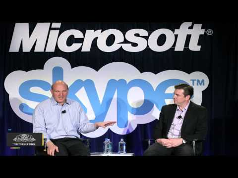 Microsoft Shows Off Real-time Translation On Skype - TOI