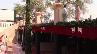 ساخت ماکت پرسپولیس در هند بسیار زیبا و با شکوه