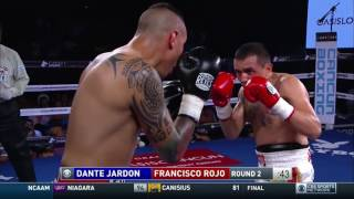 "Dante ""Crazy"" Jardon VS Francisco ""Paquito"" Rojo"