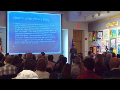 Chronic LYME Disease Lecture Part 1 - Dr. Ron Stram - StramCenter.com
