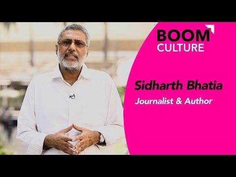 Sidharth Bhatia, Journalist & Author