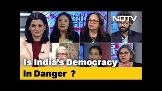 Republic At 70: Is India's Democracy In Danger? | The Big Fight