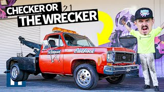New Project Truck! '74 GMC Wrecker/Tow Truck, AKA the Burnyard's New Bouncer