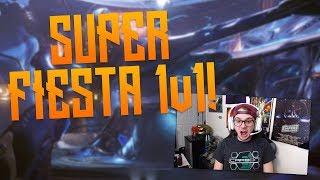Halo 5 - HILARIOUS Super Fiesta 1v1 w/ Proximitty!