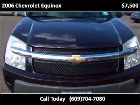 2006 Chevrolet Equinox Used Cars Hammonton NJ
