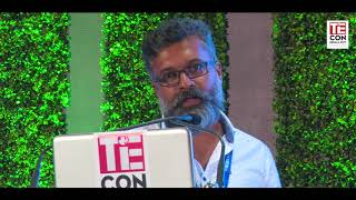Gopinath Parayil, Founder, The Blue  Yonder at TiECON 2017 on Experiential Tourism
