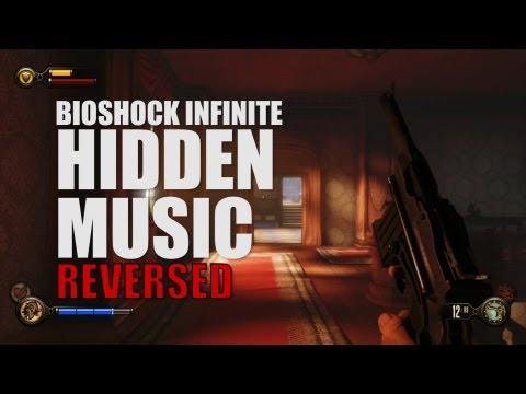 Bioshock Infinite - Music Hidden in Ambient Noise [REVERSED]