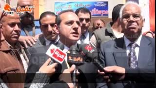يقين | لقاء مع هشام عكاشة مدير البنك الاهلي حول افتتاح مدرسة التربية الفكرية والقومية العربية