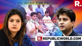 MASSIVE: Jyotiraditya Scindia Justifies, Says 'Those Who Were Responsible Have Already Apologised'