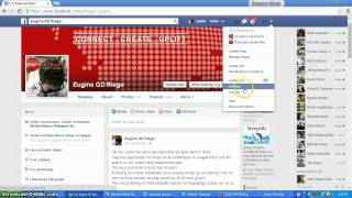 How to Public my FACEBOOK?