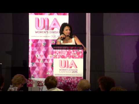 Brigitte Gabriel Q&A Program and Pitch at the UIA Victoria Women's Division Breakfast