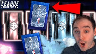 NBA 2K19 My Team SUPER MOMENT PACKS SPITTING OUT HEAT?! ARE THESE THE MOVE???