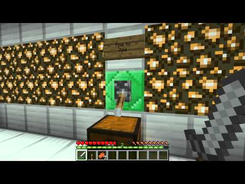 how to use command blocks to teleport in minecraft