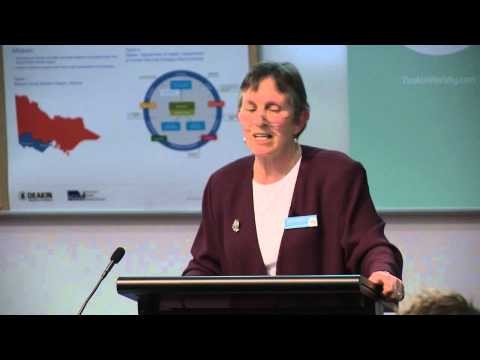 Deakin Week 2012 - Peter Quail Oration - Green spaces and wellbeing