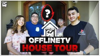 OFFLINETV SEASON 2 PREMIERE | HOUSE TOUR & MEET THE CAST ft. POKI, TOAST, LILY, FED, & SCARRA