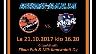 Download Lagu Maalikooste Haukat Muik Hockey SS 21 10 2017 Gratis STAFABAND