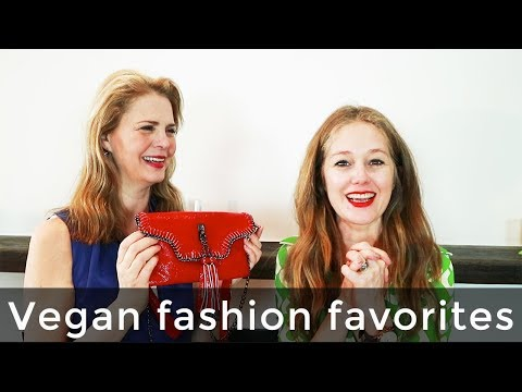 How to shop for women over 40 - vegan fashion
