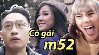 CÔ GÁI M52 | MV | Huy Vũ ft Tùng Viu | Au Mobile