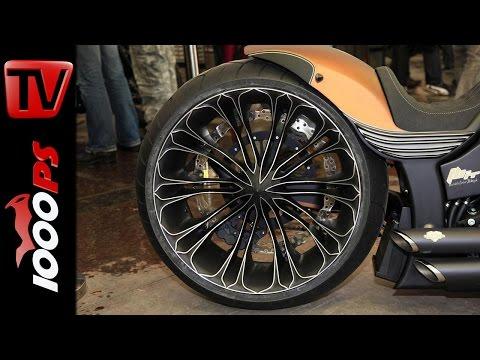 Thunderbike   Über die Produktion einer Custombikefelge