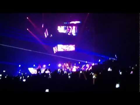Muse LIVE Casalecchio di Reno 2012 – Madness (unipol arena)