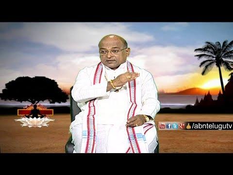 Garikapati Narasimha Rao About Job Holders | Nava Jeevana Vedam | ABN Telugu