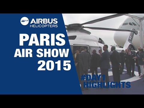 Paris Air Show Day 1 highlights